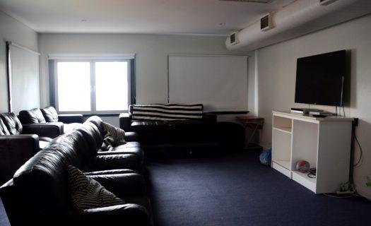 Edmund Webb TV Room