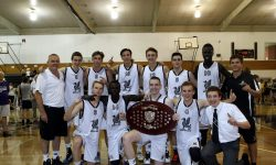 Newington 1sts Basketball Team