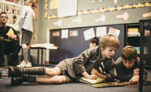 Lindfield Learning literacy program