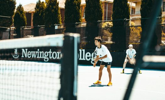 Newington 2nds Tennis Competition
