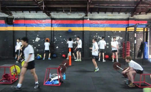 Newfit Camperdown Fitness