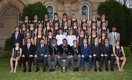 2020 intermediate AAGPS champions athletics photo